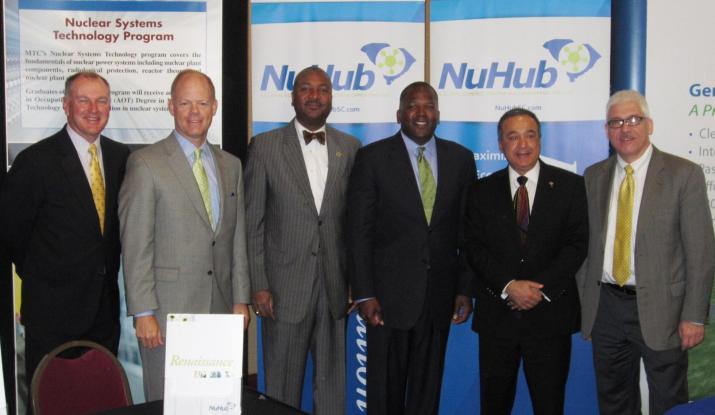 Holtec and NuHub Partnership