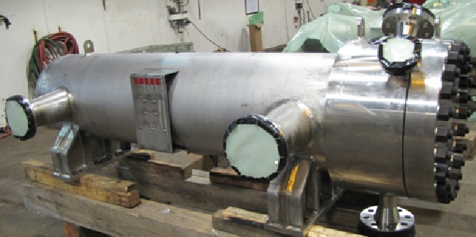 Sixteen (16) Reactor Cooling Pump Heat Exchangers for AP 1000 Nuclear Power Plants in China