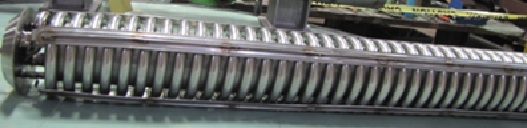 Helical Coil for the Sampling Heat Exchangers