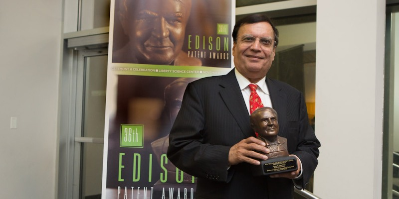 Research & Development Council of New Jersey's 36th Edison Patent Awards Ceremony & Reception at the Liberty Science Center 11/12/15 Photo by John O'Boyle